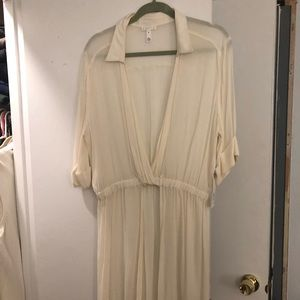 Leith shirt dress/beach cover up. From Nordstrom